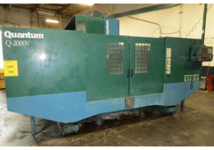 Webcast Auction of Vertical and Horizontal Machining Centers and More