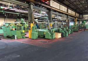Precision Parts Forming Machinery: 200+ Lot Online Auction