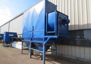 Bankruptcy Auction from Surface Treatment Facility
