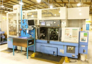 Industrial Metalworking and Manufacturing Assets Auction