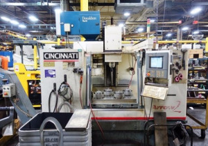 CNC Gear Shaping, Machining & Grinding Equipment from Caterpillar