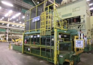 Single and Double Action Draw Presses from Ford Automotive