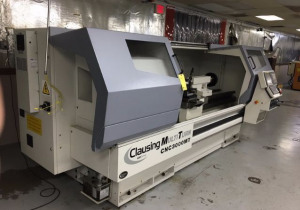 CNC Lathes, Turning and Milling Centers Auction: Mazak, Fadal and More