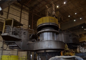 Assets from Complete Steel Mill Closure