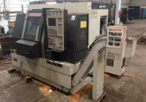 Complete CNC Turning and Machining Facility: Online Auction