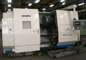 Online Auction of Quality CNC Centers from Metaltek International