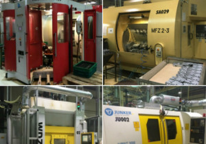 Machine Tools for Sale: Assets from an Automotive Industry Supplier