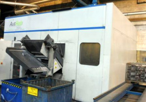 Insolvency Auction: Metalworking Assets from an Aluminium Sand Casting Company