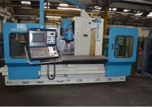 Surplus CNC Milling Machines, Radial Drills, Turret Mills: Online Auction