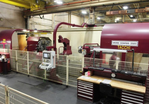 Late Model, Large Capacity CNC Machine Tools and Welding Systems via Online Auction