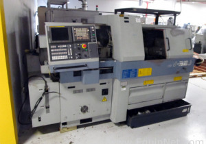 Machining and Metalworking Equipment from a Medical Device Manufacturer
