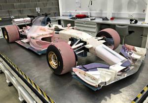 Assets for Sale due to Formula 1 Team Closure