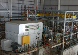 42.4 Mw Biomass High Efficiency CHP Plant for Sale