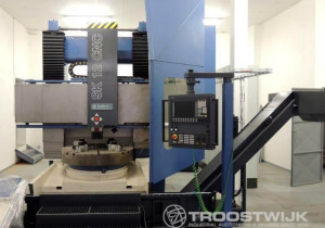 Metalworking Machinery for a Range of Production Purposes