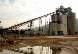 Immediate Sale Available for Complete Slag Grinding Plant