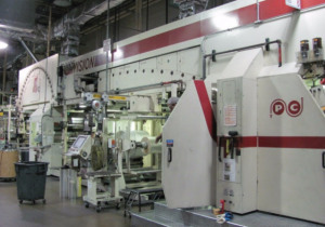Flexible Packaging and Printing Equipment: 100,000 sqft Facility