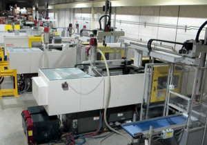 Complete 30,000 sq ft Injection Molding Facility Auction