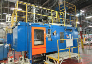 Complete Blow Molding Facility for Sale or Lease