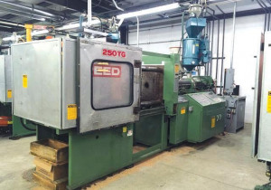 Auction of Complete Plastic Injection Molding Facility