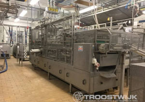Equipment Clearance from Frozen Foods Manufacturer: 500+ Lots