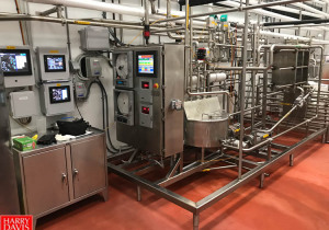 Complete Dairy Processing Facility for Auction