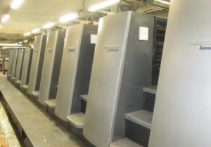 Online Auction of Heidelberg Offset Web Printing Presses