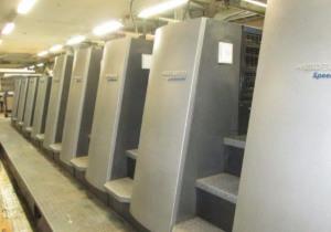Vente aux enchères en ligne de presses à imprimer offset offset Heidelberg