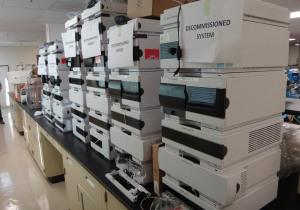 Lab & Pilot Plant Equipment