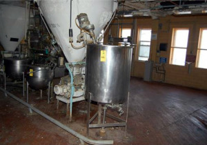 Surplus Bakery Equipment from Sunbeam Bread and Roll Facility