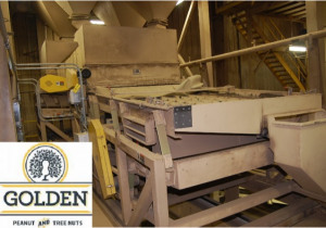 Surplus Processing Equipment from Golden Peanut