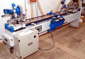 Vente d'équipement de menuiserie suite à la fermeture d'une menuiserie