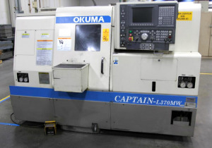 Swiss-Type Turning and Machining Facility Assets for Sale