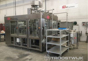 Filling bottling and packaging lines for beverage
