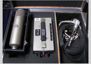 Auction of Vintage Audio Rental Company Equipment