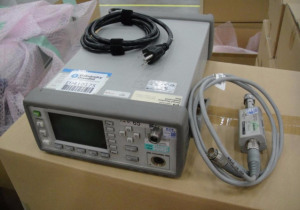 Online Auction of Test and Measurement Equipment from Ericsson Modems