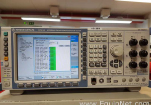 Late Model Electronic Test Equipment Auction: HP, Anritsu & More