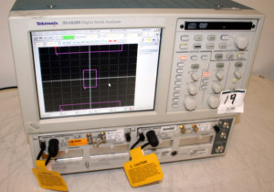 Electronic Test and Measurement Equipment Auction from Optoelectronic Manufacturer