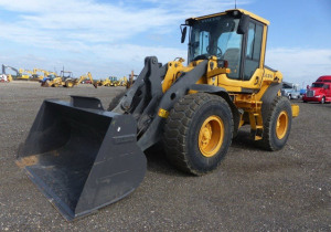 Caterpillar, Volvo, Case & More: Heavy Machinery Auction