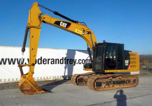 Large Construction Equipment Auction in Florida