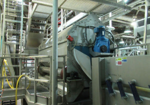 Major Frozen Root Vegetable Processing Plant