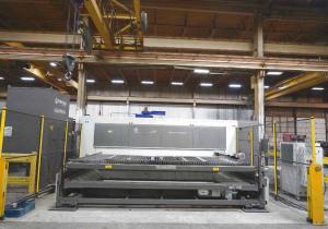Découpe, fabrication, usinage CNC, soudage et finition de tôles fortes
