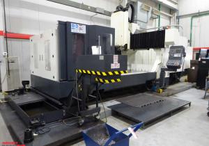 Late Model CNC Machine Shop