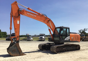 Live Heavy Equipment Auction Event – Tuesday, June 12