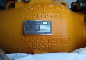 """MOKVELD RZD-RQX-TC DN8"""" Class1500"""