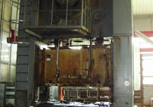 Sheet stamping press Kalinin Factory KB3537, 500T