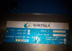 Wartsila W 220