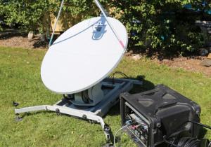 AVL TracStar -  VSat Uplink