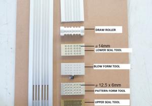 Horn & Noack Romaco DPN760 tooling only