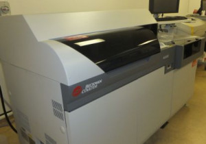 Beckman coulter AU 680 with ISP
