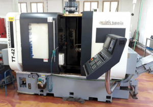 CNC horizontal  TT-42